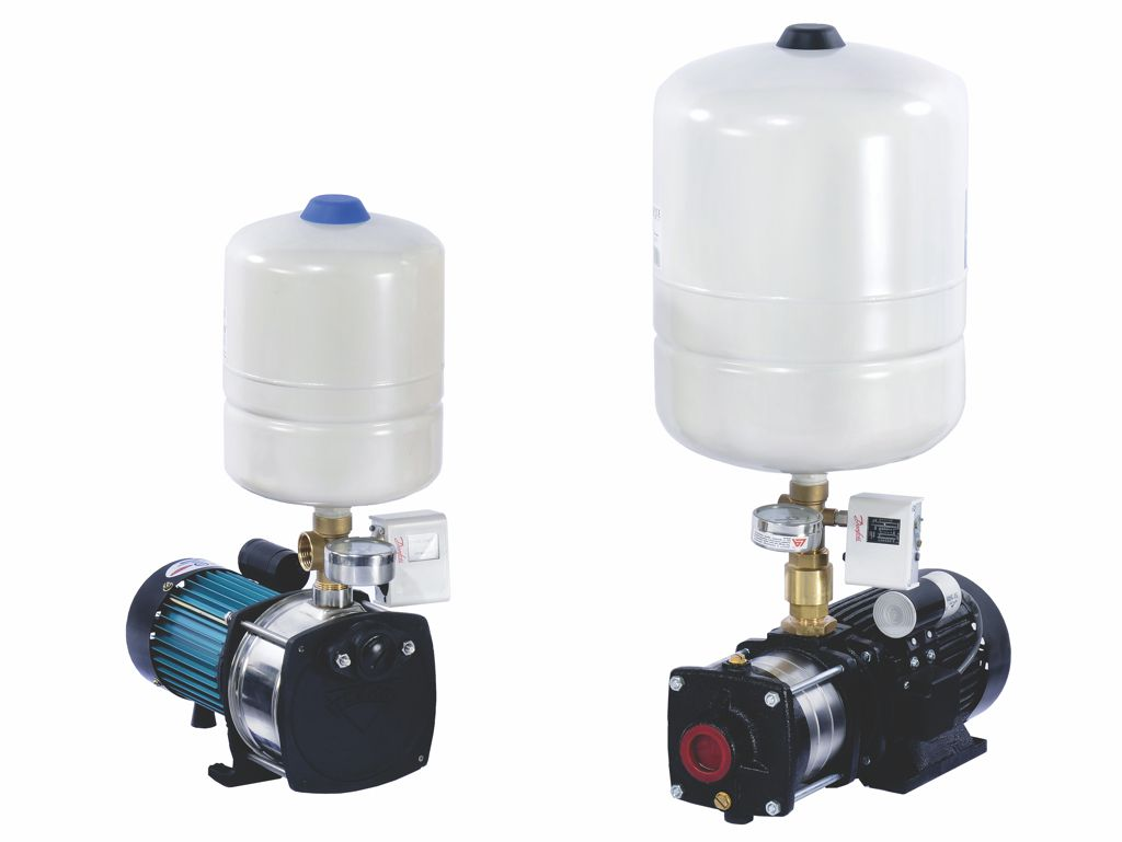 Pressure Booster Systems : Pressure booster pump domestic boosting system