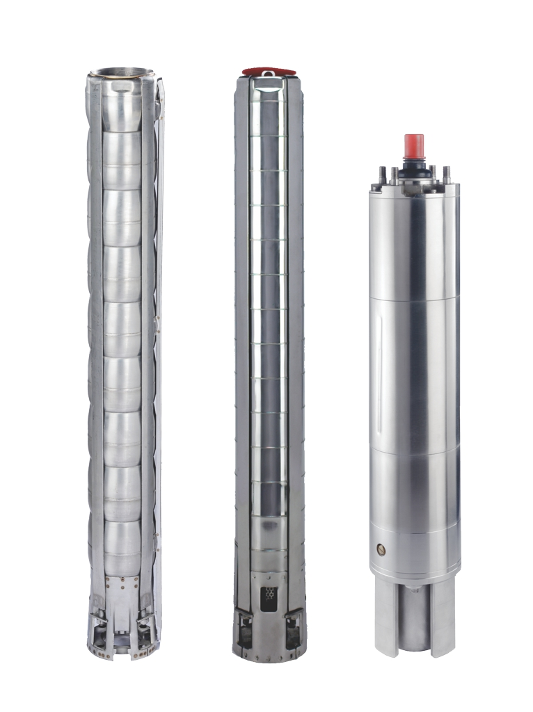 Borewell Submersible Pumps India Texmo Borewell