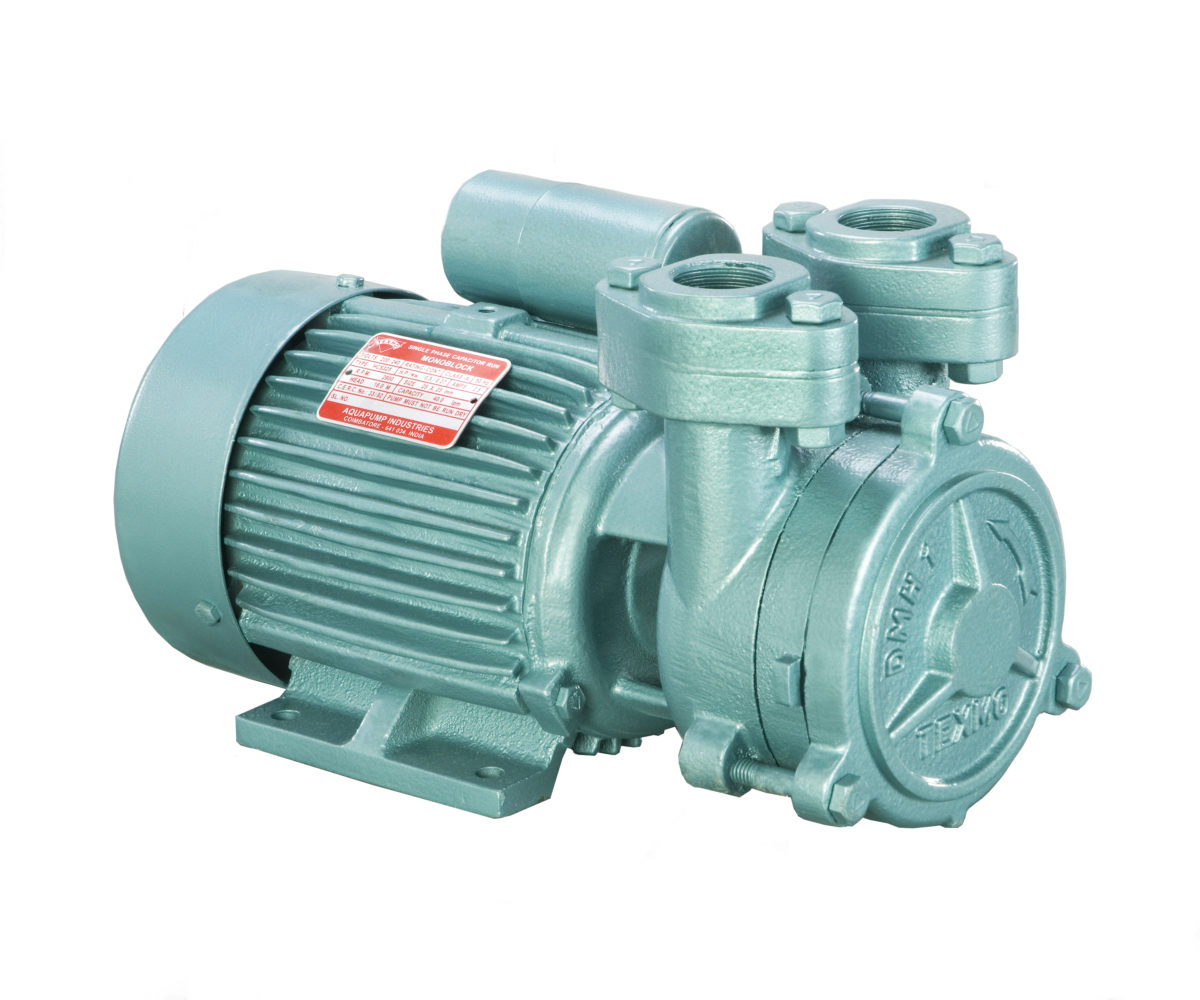 Single Phase High Speed Self Priming Monoblock Pumps (DMH)