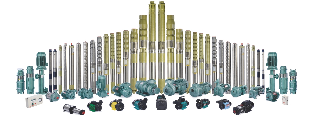 Pump Manufacturers India, Submersible Pumps, Texmo Agricultural