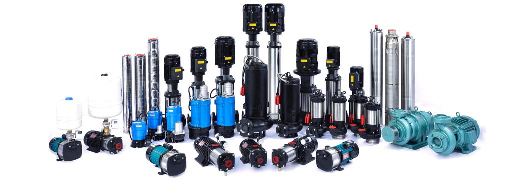 Pump Manufacturers India, Submersible Pumps, Texmo